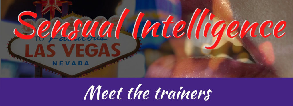 Meet the trainers - Sensual Intelligence Hypnosis Training